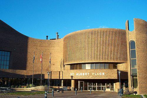 St. Albert Place